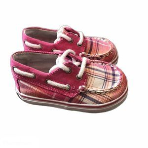 Sperry Top Sider Bahama Crib Shoes